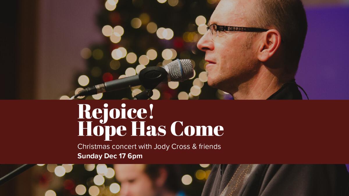 Christmas Concert with Jody Cross & Friends