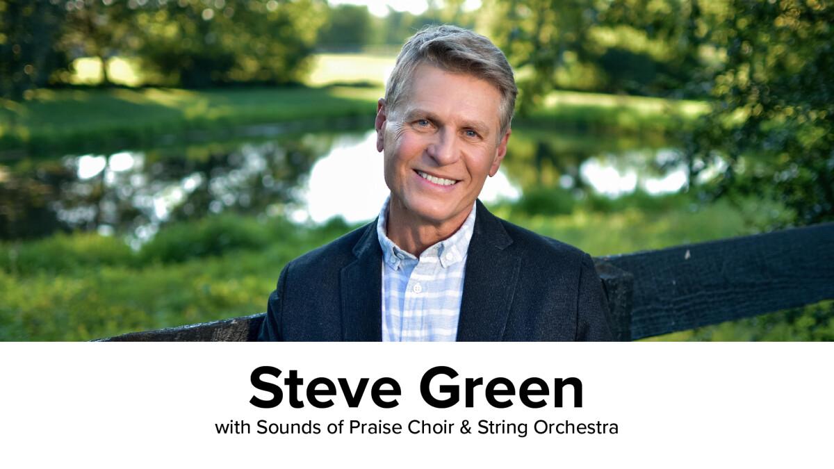 Steve Green Concert