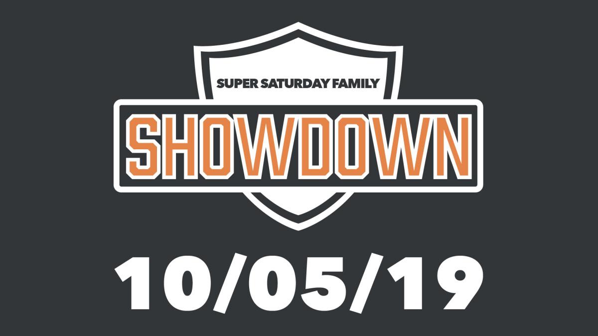 Super Saturday Family Showdown