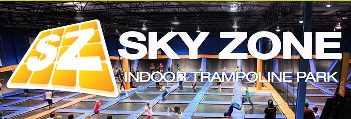 Sky Zone Glow Night Youth (9-12) Event