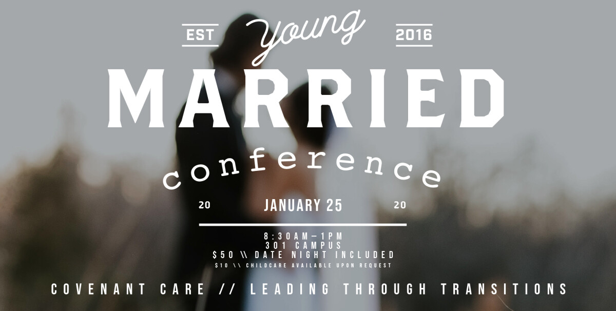 Young Married Conference