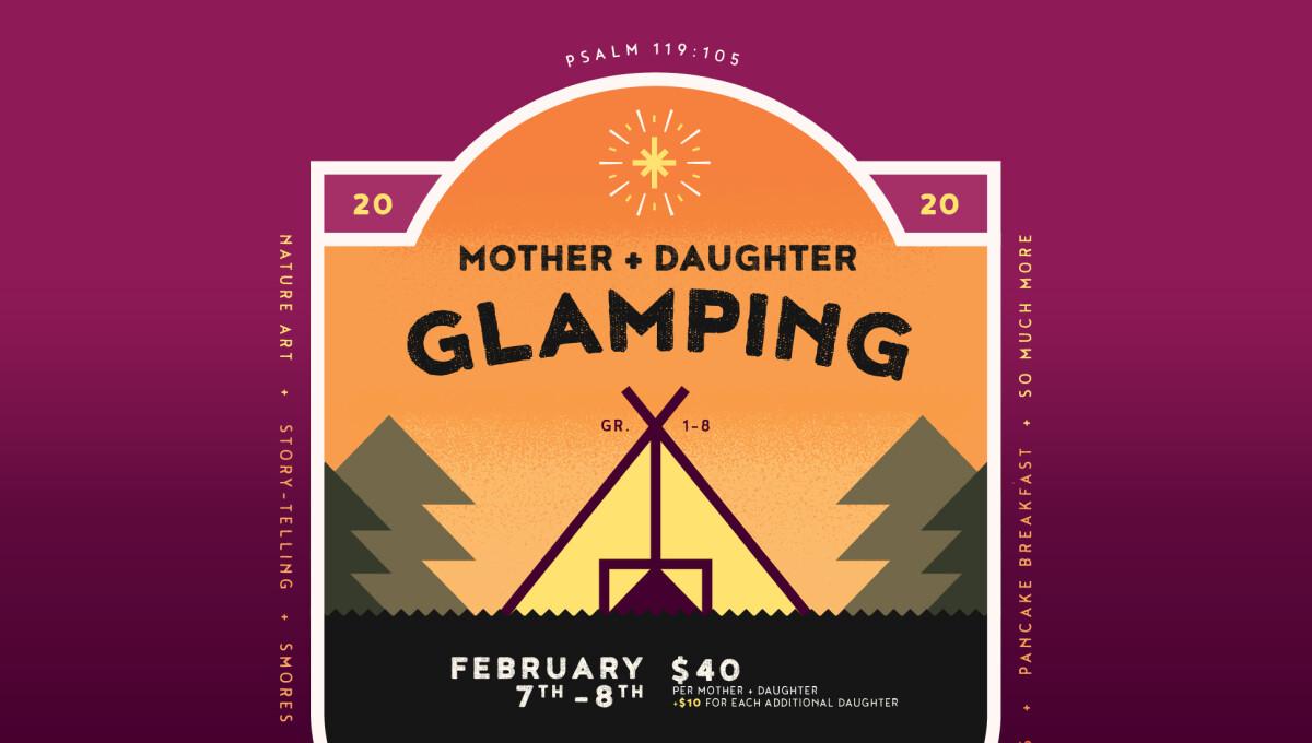 Mother-Daughter Glamping
